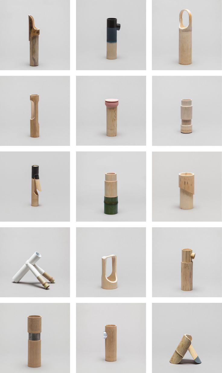 bamboo research - Samy Rio