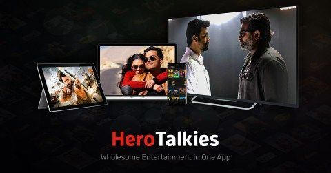 HeroTalkies in Tamil: Susbscription service for the Indian diaspora provides films and live TV in the Tamil language