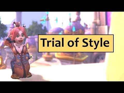 Trial of Style WoW Transmog Competition! - http://freetoplaymmorpgs.com/world-of-warcraft-online/trial-of-style-wow-transmog-competition