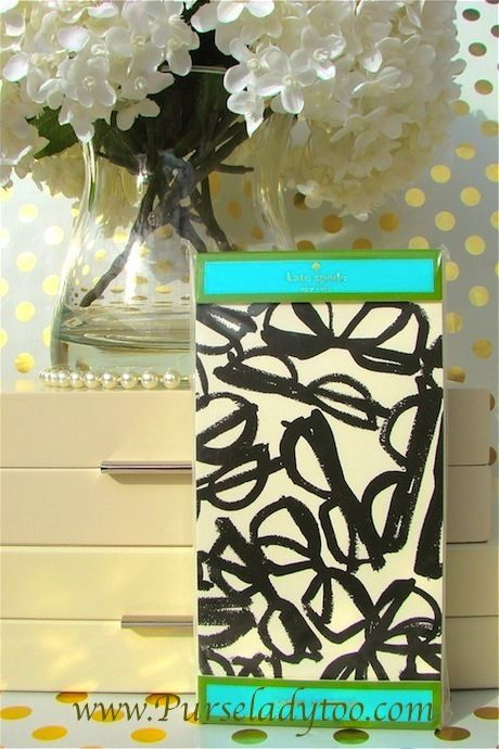 Kate Spade   Large Notepad, $10.00 (http://www.purseladytoo. Kate Spade StationeryLilly  PulitzerOffice ...