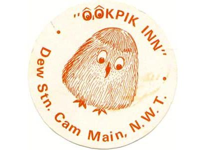A piece of Canadian History - the Ookpik!