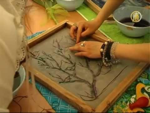 Японские художники представили древнее искусство