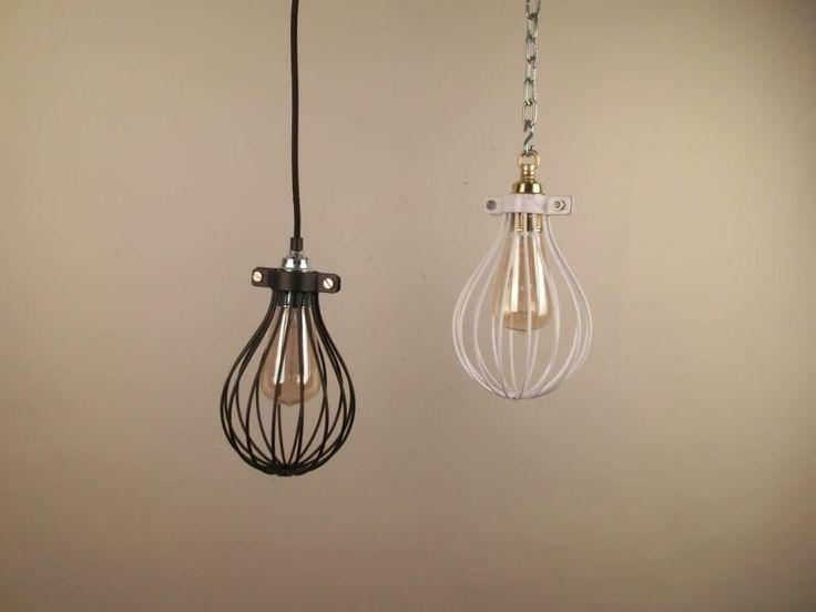 Design Lampe Bauhaus Fabriklampe Industrie Industrial Loft