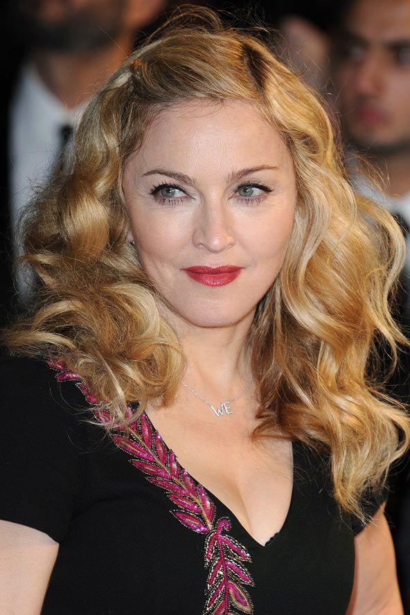 Famous Hairstyles 9 Best Madonna Celebrity Hairstyles Images On Pinterest  Celebrity