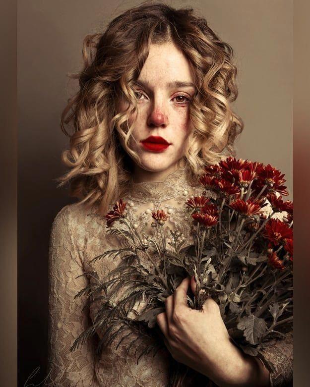 Künstlerische Porträtfotografie von Cristina Otero …