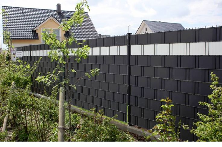 Einen perfekten Sichtschutz für Ihren Garten oder Ihre Terrasse - garten sichtschutz stein