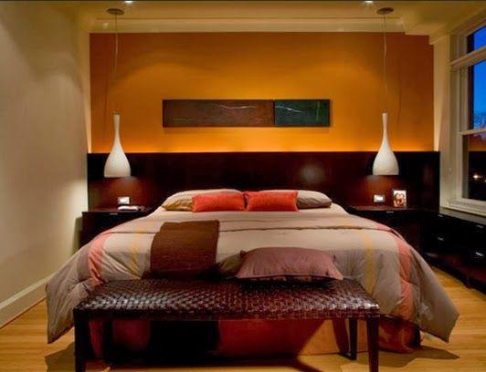 las 25 mejores ideas sobre paredes naranja en pinterest