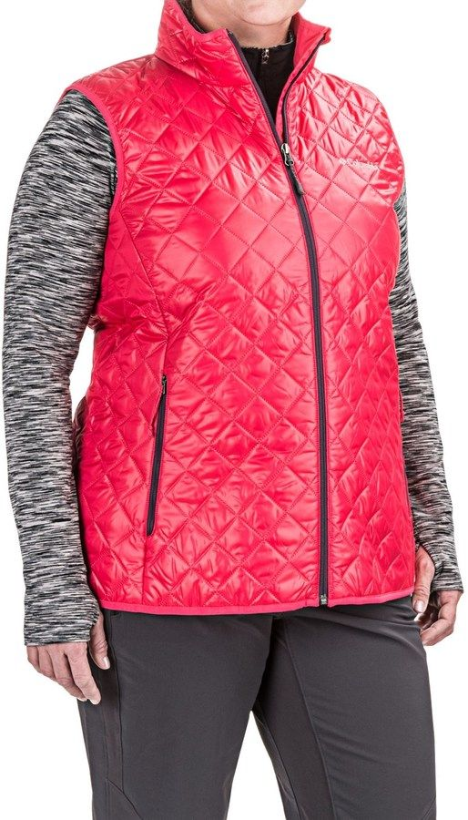 Columbia Dualistic Omni-Heat® Vest - Insulated (For Plus Size Women)