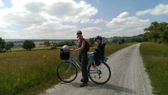 Bike Ride: Reuss river to Bremgarten