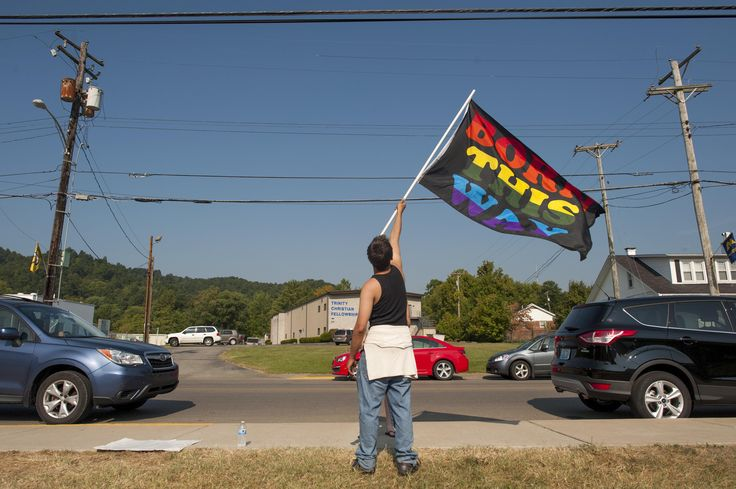 In Kentucky college town, license issue divides gay and church communities