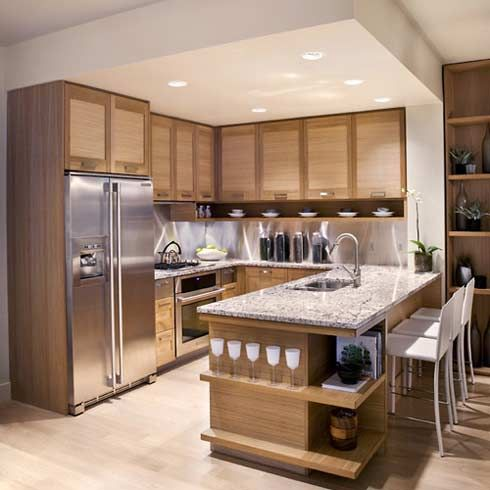 241 best images about ultra modern kitchen islands and for Marmol gris perla
