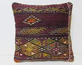 throw pillow case 18x18 DECOLIC throw pillow wool carpet contemporary carpets kilim carpets turkish carpet boho rug 28026 kilim pillow 45x45
