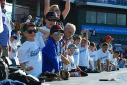 Bridgeport Bluefish Game: Family Baseball Outing