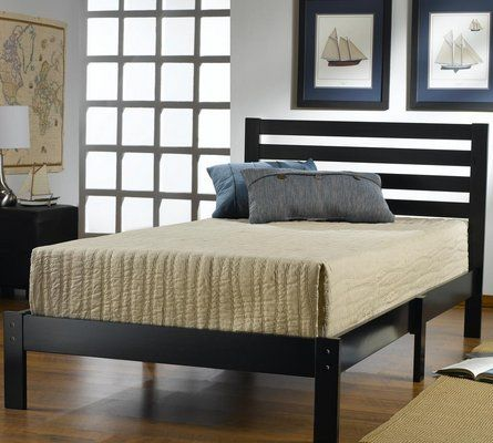 the aiden platform bed is perfect for kids teen or students rooms available in - Sleepys Bed Frame