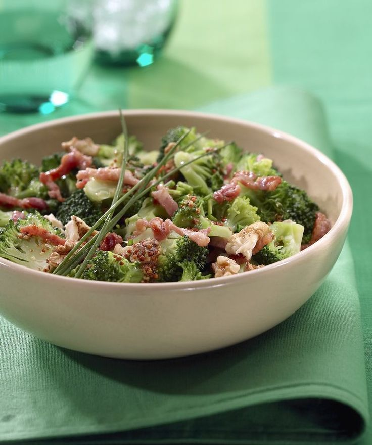 Just Add Turkey Bacon: A Great Broccoli Salad With Flavor for Days
