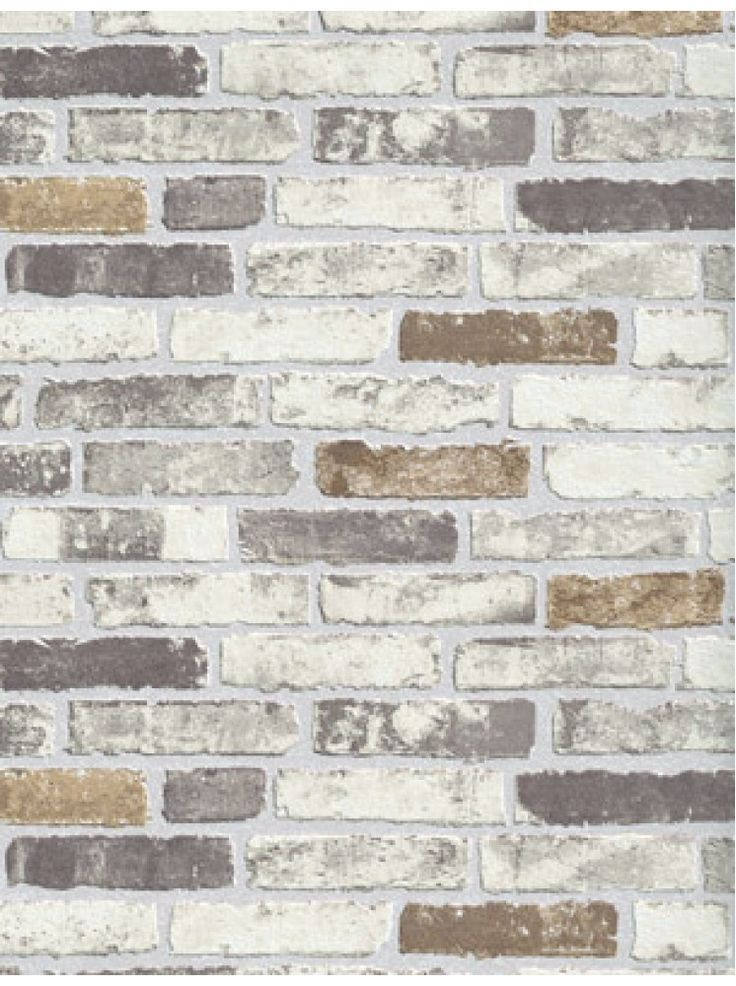 456 best Brick Wallpaper Accent Walls images on Pinterest Accent