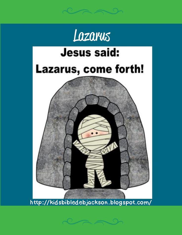 8. Jesus Raises Lazarus from the Dead (John 11 ... - Bible.org