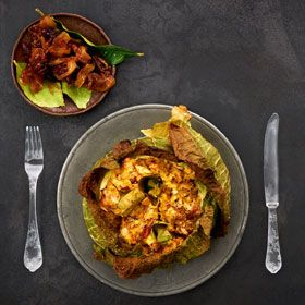 We've created the perfect winter dish: Smoked snoek bobotie baked in a cabbage with apple chutney. For the recipe: http://www.woolworths.co.za/store/fragments/recipe/recipe-index.jsp?contentId=cmp200146_source=pinterest_medium=woolies-me_content=mcsa-recipe-fish_campaign=wk8mcsa-comp