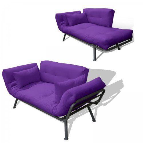 american furniture alliance modern loft collection futon mali flex combo purple by american. Black Bedroom Furniture Sets. Home Design Ideas
