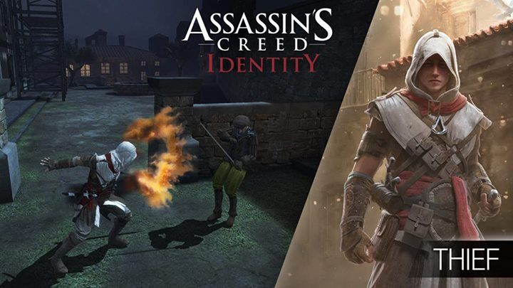 If you want to break all the rules of a fair fight, we can load you into the Animus as a Thief. By selecting this class, you can fight dirty with cheap shots, picking pockets and throwing sand to blind enemies.  Get Assassin's Creed - Identity on Google Play http://ubi.li/5dey5 and the App Store http://ubi.li/5yn7n #assassinscreed #assassins #ubisoft #assassinscreedmovie #aguilardenerha #assassinscreed #assassins #creed #assassin #ac #assassinscreeed2 #assassinscreedbrotherhood…