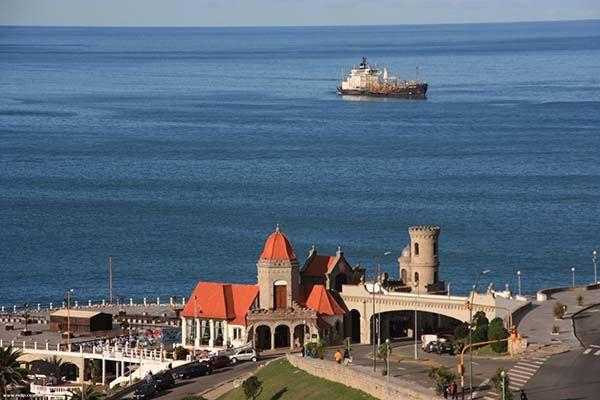 Torreón del monje Mar Del Plata Argentina
