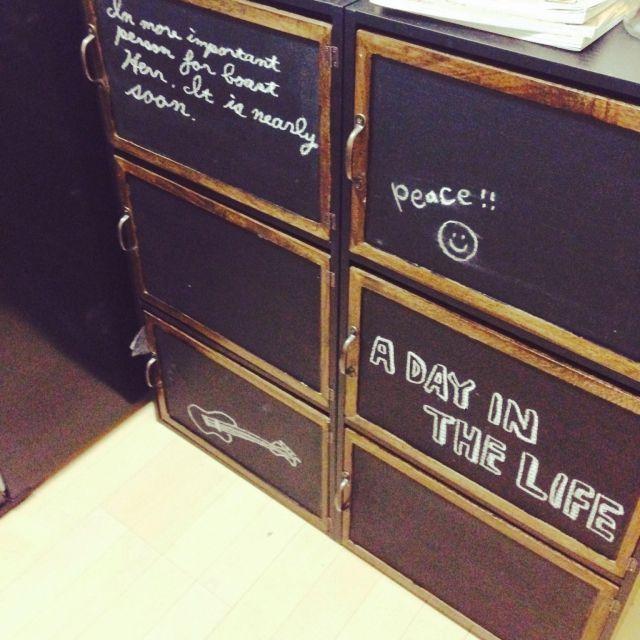 Över 1 000 bilder om カラーボックス på Pinterest 食器棚/黒板塗料 /セリア/カラーボックス DIY/DIY/キッチン…
