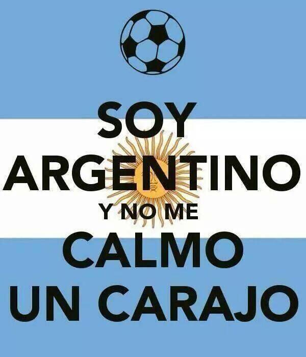 vamos argentina carajo