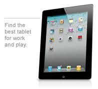 Check out PCMag's latest hands-on reviews of the Apple iPad, Amazon Kindle Fire, Barnes and Noble Nook Tablet and more.