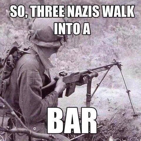 Military humor More
