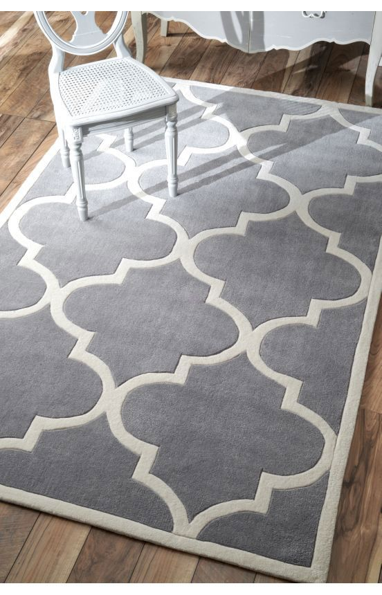 Rugs USA Keno Trellis Slate Rug. Rugs USA Summer Sale up to 80% Off! Area rug, carpet, design, style, home decor, interior design, pattern, trend, statement, summer, cozy, sale, discount, free shipping.