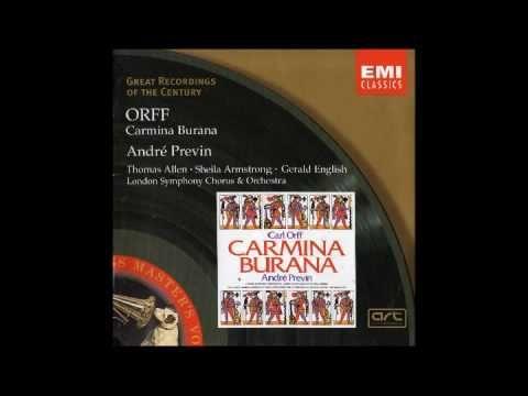 Orff - Carmina Burana (Previn) [EMI] - YouTube