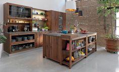 Rustikale Küchen: Bilder & Ideen für rustikale Landhausküchen aus Holz - Küchenfinder Magazin