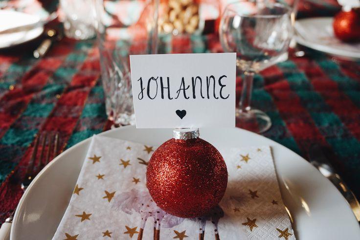 Christmas DIY #christmas #jul #bordkort #decor #diy #inspiration #dinner #christmaseve #christmas diy #julepynt #creativ #kreativ