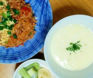 じゃがいも♡豆乳スープ レシピ・作り方 by basyama 楽天レシピ
