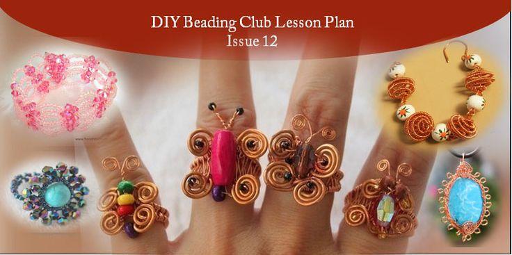 diy handmade jewelry making tutorials