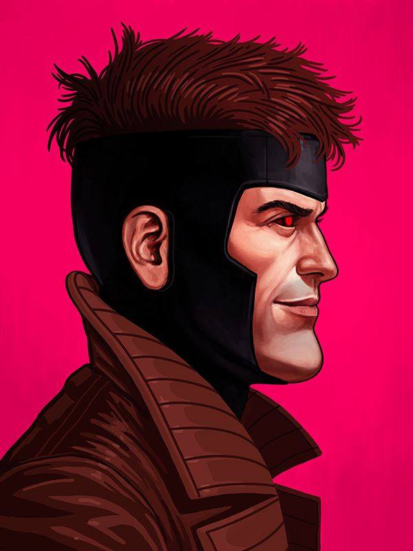 Gambit by Mike Mitchell