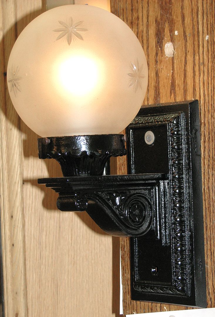 14 best historic lighting images on pinterest colonial ceiling materials unlimited l12228 antique exterior wall sconce with etched and wheel cut globe arubaitofo Image collections