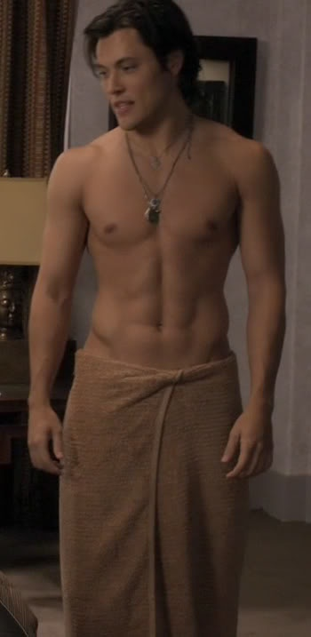 if he's sexy and you know it clap your hands!! Blair Redford is on my hott list for sure<3