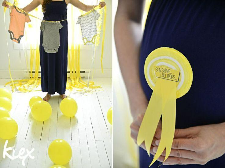SUNSHINE! • BABY SHOWER INSPIRATION | kiex fotography & design
