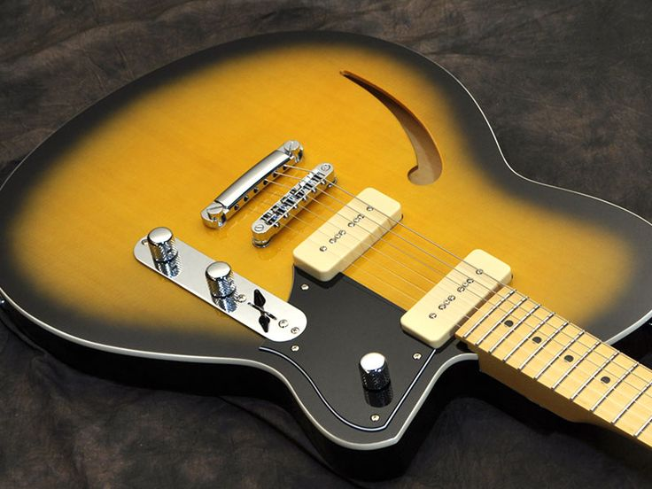 238 best guitar images on pinterest guitars fender stratocaster reverend guitars club king 290 in tobacco burst asfbconference2016 Image collections