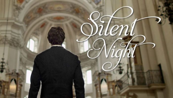 Behind the sacred hymn #silentnight lies a powerful true story of the man who wrote it. You need to see this movie: https://yourfamilyexpert.com/silent-night-family-movie-review/