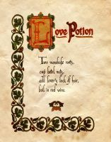 Love Potion by Charmed-BOS