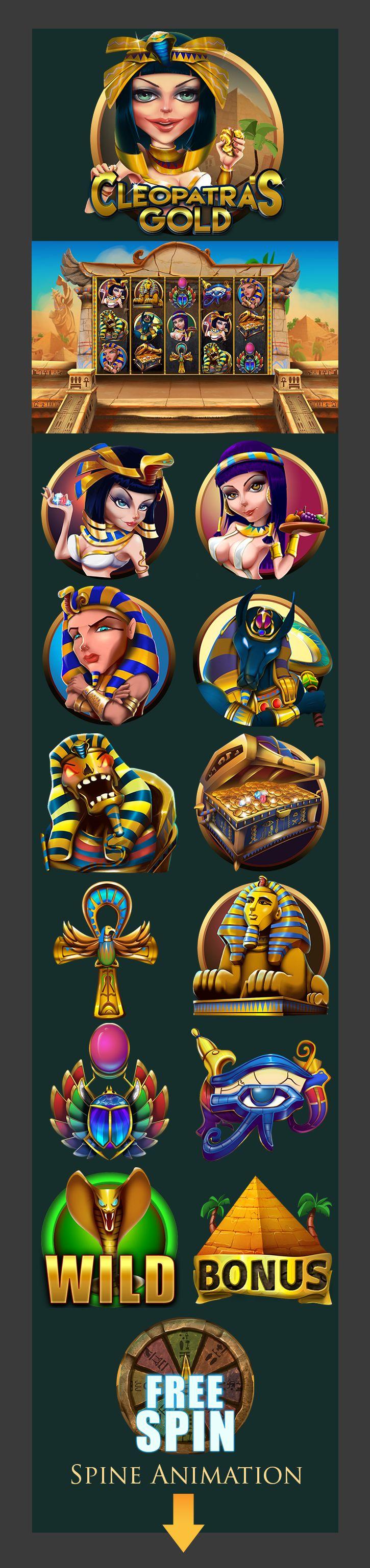 https://www.behance.net/gallery/36651453/Casino_Slot-machine_Mobile-Game-Art-_CleopatrasGold