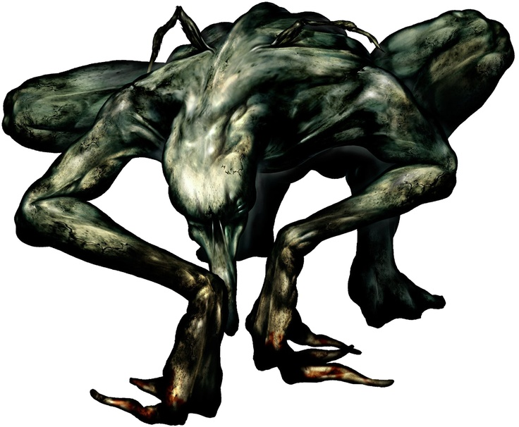 Hanged Scratcher. Featured in: Silent Hill (Video Game, Jan 31, 1999). Hanged Scratchers live in the sewers beneath Silent Hill, attacking in small groups of two or three to surround their victims. Though slow, they compensate with surprise attacks and the reach of their limbs.