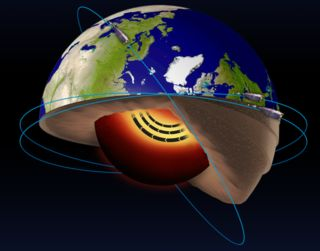 Iron 'jet stream' detected in Earth's outer core - BBC News