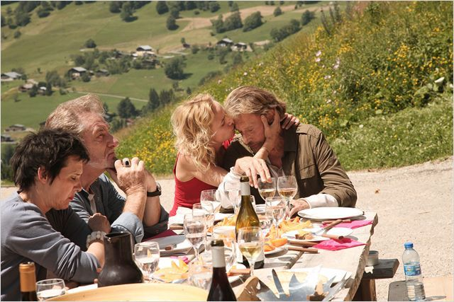 Salaud, on t'aime : Photo Eddy Mitchell, Johnny Hallyday, Sandrine Bonnaire