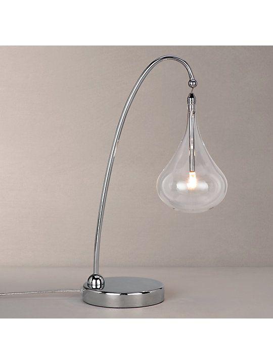 a94159fca50c John Lewis & Partners Jensen LED Table Lamp | lights - free standing ...