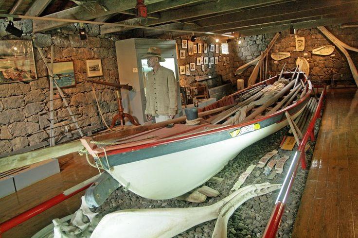 Baleeira (antiga pesca da baleia)- Pico, Açores
