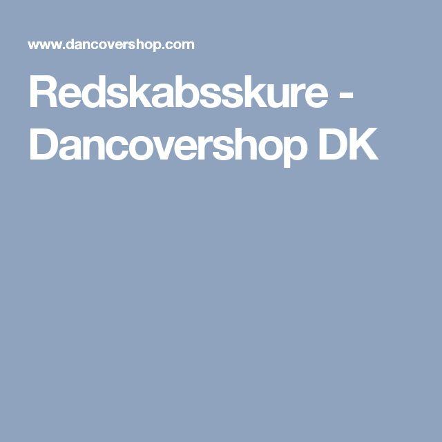 Redskabsskure - Dancovershop DK