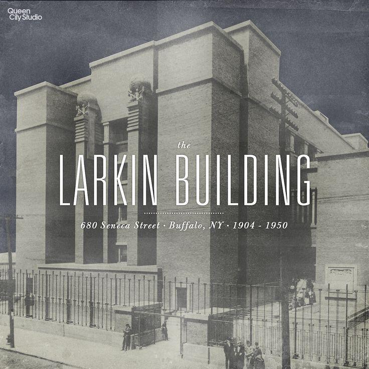 Larkin Building Frank Lloyd Wright 41 best Wright, Frank ...